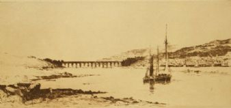 Edgar James Maybery (A. Simes); 'Bideford, Devon'